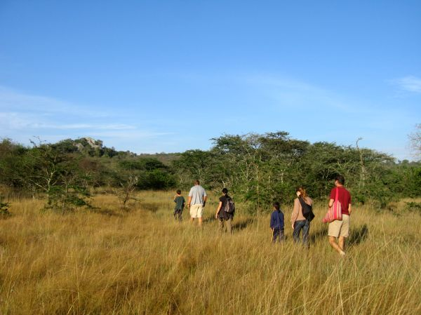 lake mburo national park nature walk