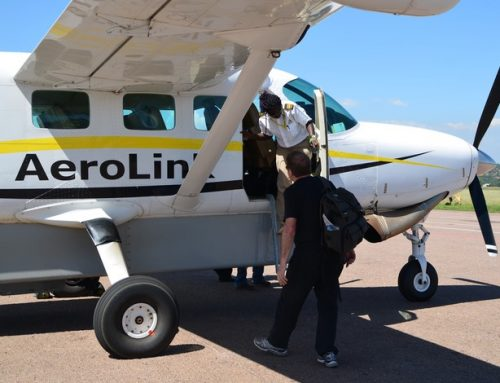 Aerolink Opens New Flight Route From Entebbe To Mbarara- Uganda Safari News