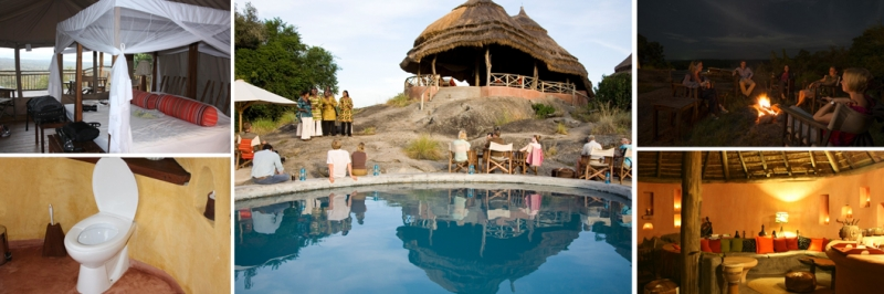 Mihingo-Lodge in lake mburo