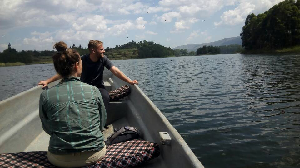 Boat cruise on Lake Mburo National
