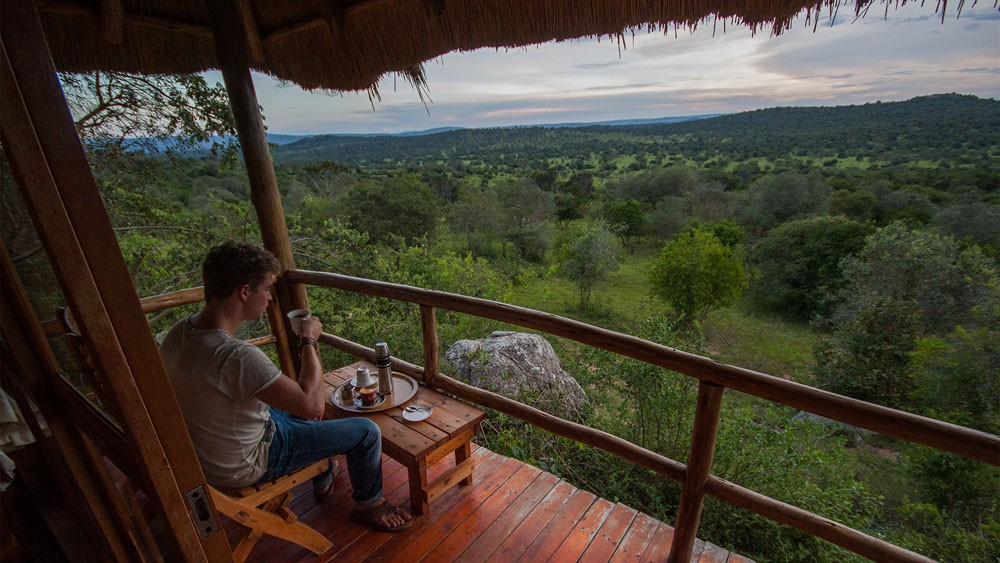 Arcadia Cottages lodges in lake mburo park