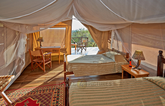 Where to stay in Lake Mburo